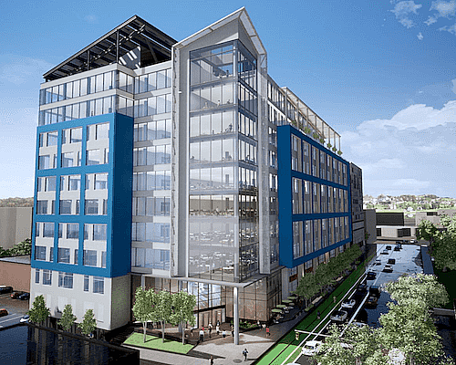 Walnut Capital Breaks Ground on Innovation Research Tower in Oakland