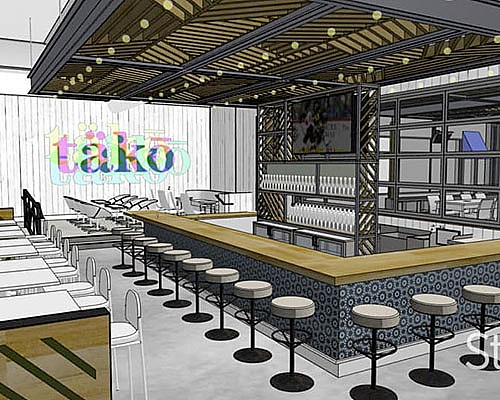 Tako Restaurant Coming to Bakery Square in Pittsburgh's East End